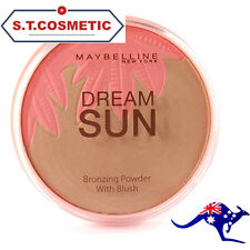 Maybelline Dream Sun Bronzing Powder with Blush 10 Bronzed Tropics