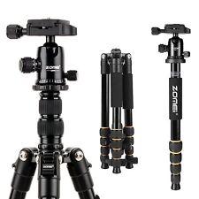Zomei Q666 портативный профессиональный штатив & шаровая головка для путешествий для Canon зеркальная фотокамера