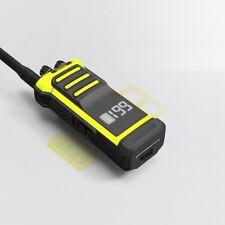 FTL GT-10 Walkie Talkie Multi-Channels UHF hid-screen 10W waterproof Transceiver