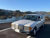 Mercedes Benz 280 E -Bj:09/1978- aus ERSTBESITZ und 100% ORIGINAL - KLIMA & 4xFH