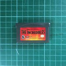The Incredibles • Nintendo Game Boy Advance GBA