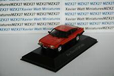 VOITURE FORD Taunus GT SP5 1983 1/43 EME SALVAT Inolvidables 80/90