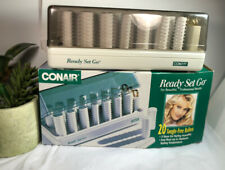 Vintage Conair 20 Hot Roller Curler Thermal Ready Set Go HS-5 Rollers Curlers