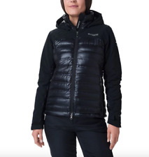 COLUMBIA - Women's Heatzone 1000 TurboDown II Winter Jacket Black - S NWT