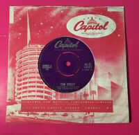 """A128, Tom Dooley, The Kingston Trio, 7""""45rpm, Single, Excellent Condition, India"""