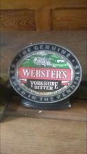 Retro  Metal Sign =   Webster/'s Yorkshire Bitter DOLLS HOUSE