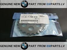 NEW GENUINE BMW 1,3,4,5 X1 X3 X5 SERIES N47 OIL PUMP SPROCKET Z=24 11417798019