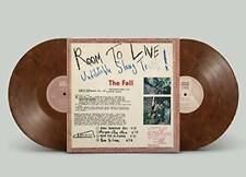 The Fall - Room To Live (Marble) (NEW 2 VINYL LP)