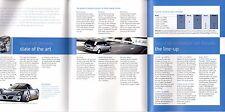 Vauxhall Diesel 2004 UK Market Foldout Sales Brochure Corsa Astra Vectra Signum