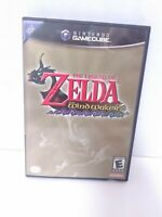 The Legend of Zelda: The Wind Waker Game Complete! Nintendo Gamecube Fast Ship!