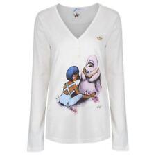 Camisetas de mujer de manga larga adidas