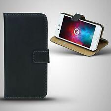 Echt Leder Handy Tasche für Apple iPhone Schutzhülle Flip Case Cover Hülle Etui