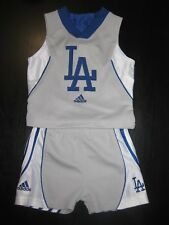 3-6M adidas TODDLER BABY LA DODGERS SUIT for jersey t shirt jacket LOS ANGELES