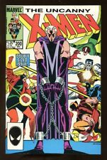 THE UNCANNY X-MEN #200 VF/ NEAR MINT 1985 MARVEL COMICS bin-2017-5069