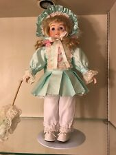 """15"""" Brittany- Brinns Classic Collection Porcelain Doll, 1992"""