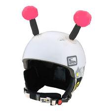 Helmohren für Skihelm Fühler - Pink Feeler für Ski Helm Helmet Ears Ski Rosa