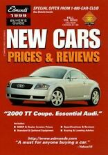 Edmund's New Cars: Spring 2000 Prices and Reviews (Edmundscom New Car and Trucks