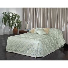NARRISA TAILORED POWDER BLUE   QUEEN SIZE BEDSPREAD WAS $319.95 NOW $285.95