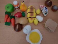 Holzspielzeug für die Spielküche