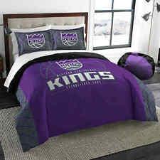 Sacramento Kings NBA Reverse Slam Full/Queen Comforter Set