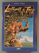Lanfeust de Troy Coffret 1 a 4 deuxieme edition 1996 Tarquin Soleil