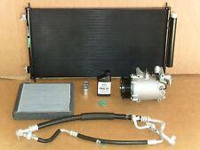 NEW AC COMPRESSOR KIT 2007-2011 HONDA CRV- 8 NEW PARTS