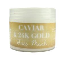 24K Gold Face Mask Cream Caviar Anti-Ageing Eliminates Dead Skin Cells Cougar