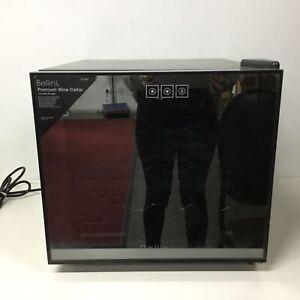 Bellini Premium Wine Cellar BTJC28G 12 Bottle Capacity Inbuilt Light Black #403