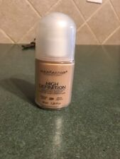 Max Factor HIGH DEFINITION Perfecting Make-up # 229 Medium Beige 1.25 fl.oz.