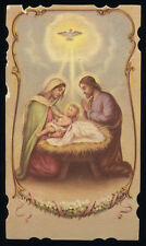 santino-holy card*ediz.NB n.3106 NATIVITA'