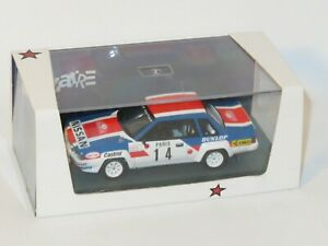1/43 Nissan 240 RS  Rally Monte Carlo 1984   Terry Kaby / Kevin Gormley