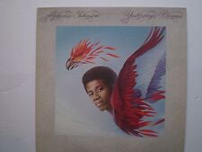 ALPHONSO JOHNSON~YESTERDAY'S DREAMS~NEAR MINT DISK DEMO COPY-EPIC-PE34364