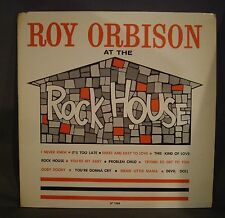 Roy Orbison At The Rock House Sun Lp 1260 Mono Orignal 50's Rockabilly Lp