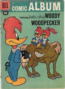 Dell Comic Comic Album #13 ~ Woody Woodpecker ~ 1961