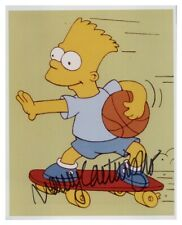 Nancy Cartwright original hand signed autograph photograph voice of Bart Simpson