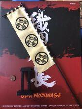 COO Models Japan Samurai Oda Nobunaga Large Flag & WOOD Stand loose 1/6th scale
