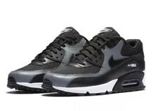 NWT Women's Nike Air Max 90  Running Shoes - Black & Grey - 325213-037 - SZ-10.5