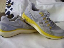 Nike Livestrong  yellow Sneakers Size 8 Yellow Gray Tennis Shoes 529151-007