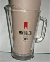 Vintage Heavy Glass Michelob Beer Pitcher, Anheuser Busch Product Excellent Cond