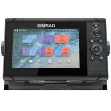 SIMRAD CRUISE 7 US COASTAL W/83/200 TRANSOM MOUNT TRANSDUCER  000-14996-001