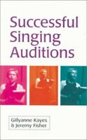 Successful Singing Auditions by Fisher, Jeremy Paperback Book The Fast Free