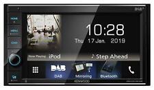 Kenwood DMX5019DAB Doppel-DIN MP3-Autoradio Touchscreen DAB Bluetooth USB iPod A