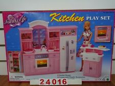 Gloria,Barbie Doll House Furniture/(24016) My Fancy Life Kitchen
