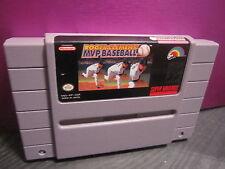 Roger Clemens' MVP Baseball  (Super Nintendo, 1992)