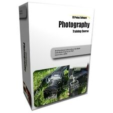 Photography Photo Digital Equipment Training Learning Guide Course