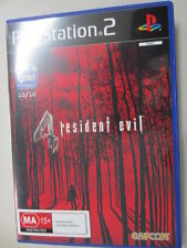 Resident Evil 4 PS2 Game New and Sealed PAL