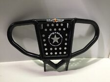 BLINGSTAR Flight Bumper Black DVX400/KFX400/Suzuki LTZ400 #ATV-3002BLK