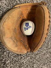 "Nokona Pro Line CM47 11"" Baseball Softball Catchers Mitt Left Hand Throw"