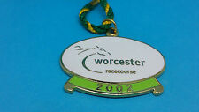 Worcester Horse Racing Members Badge - 2002