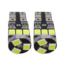 2x Xenon White LED Side Light W5W Beam 9SMDs Bulbs For Land Rover Freelander MK2